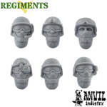 Picture of PASGT Heads With Balaclavas - Male (6)