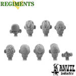Picture of Respirator Heads - Male (7)