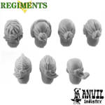 Picture of Jungle Fighter Heads - Male (7)