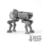 Picture of Big Dog Robot (1)