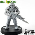 Picture of Regiments Bayonet Pack