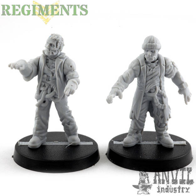 Picture of Zombies - Suits and Guts (5)