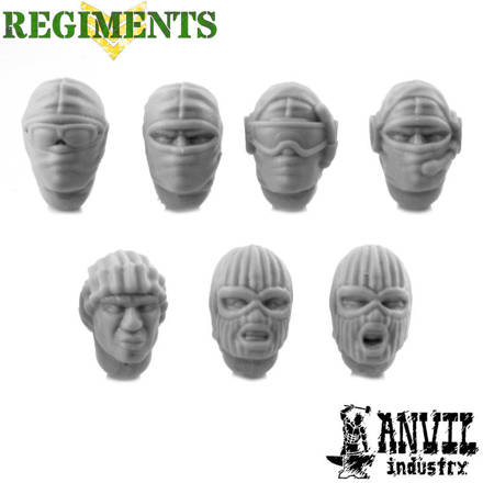 Picture of Balaclava Heads - Male (7)