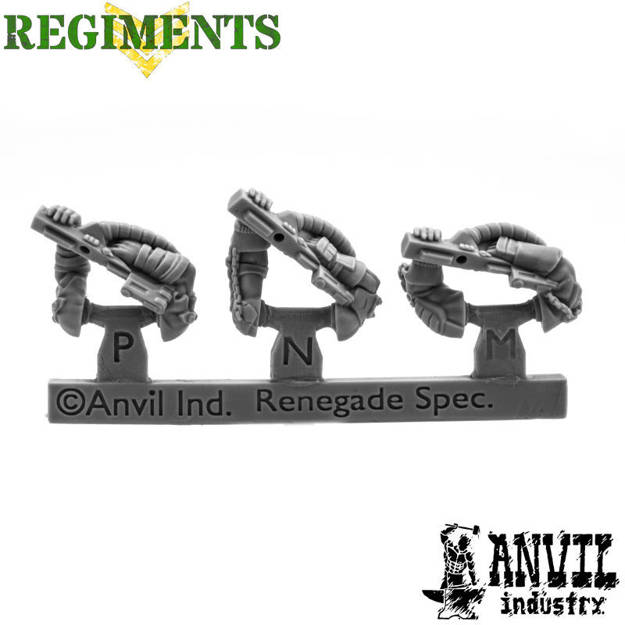 Picture of Renegade Arms 4 - Specialist Energy Weapon (3)