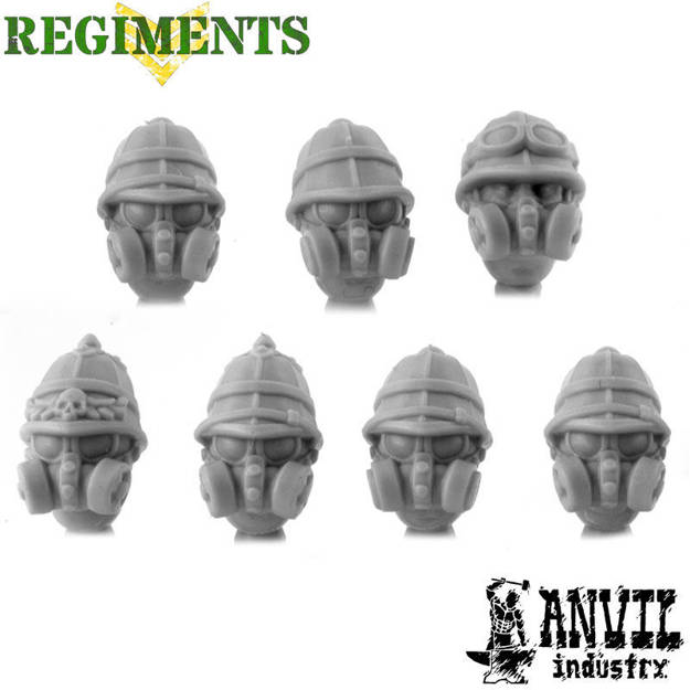 Picture of Pith Helmet with GASMASK (7)