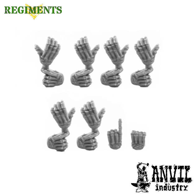 Picture of Skeleton Hands (14)