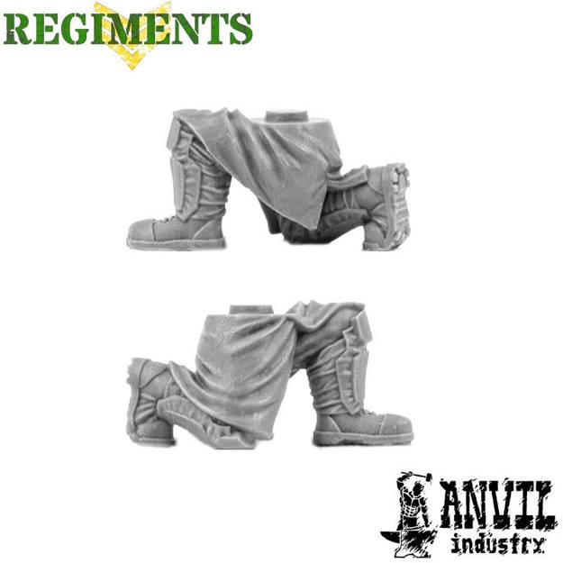 Picture of Short Greatcoat Legs - Firing Line / Kneeling (1)