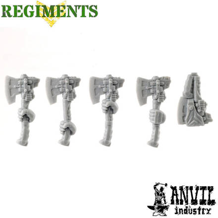Picture of Combat Axes (5)