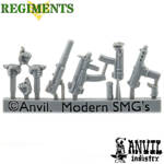 Picture of Modern SMG's (4)