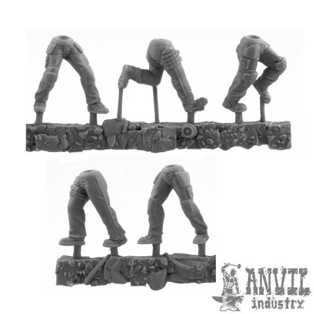 Picture of Female PMC Legs - Mixed (5)