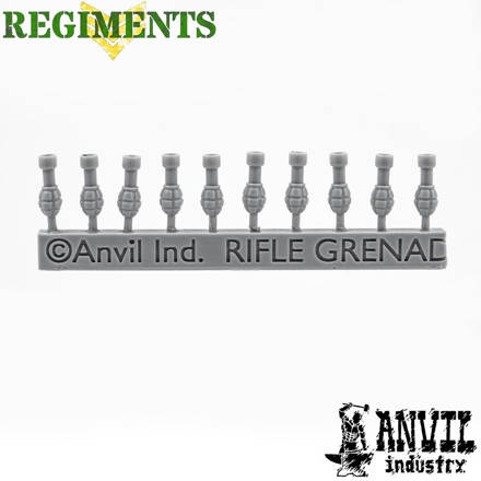 Picture of Rifle Grenades  (10)