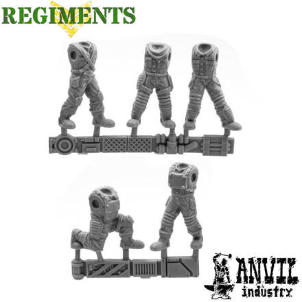 Picture of Boilersuit Renegade Bodies - Static Pose (5)
