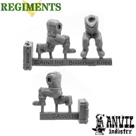 Picture of Boilersuit Renegade Bodies - Sitting / Kneeling (3)