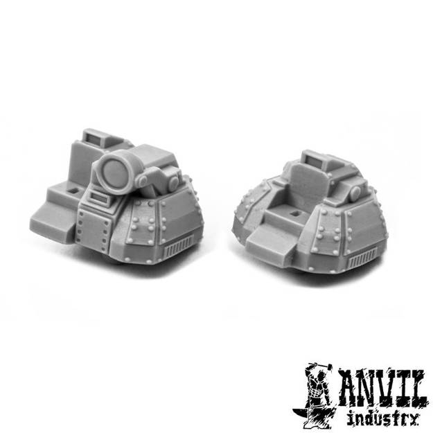 Picture of Armoured Turrets (2)