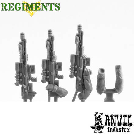 Picture of DSR-1 Rifles with Male Arms (2)