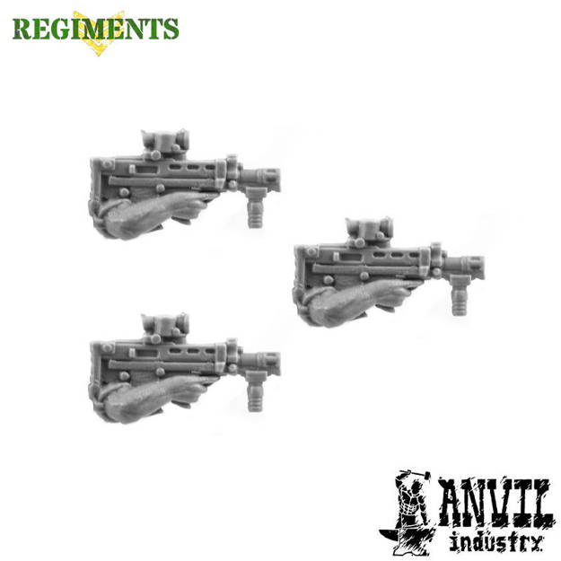 Picture of SA80 Rifles with Arms (3)