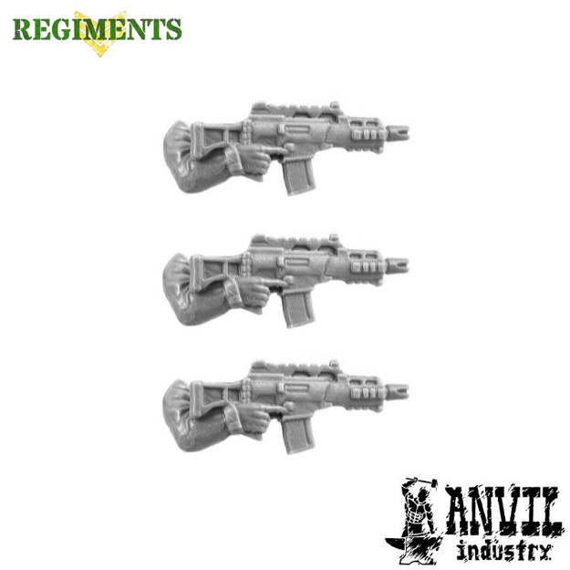 Picture of G36 Rifles with Arms (3)