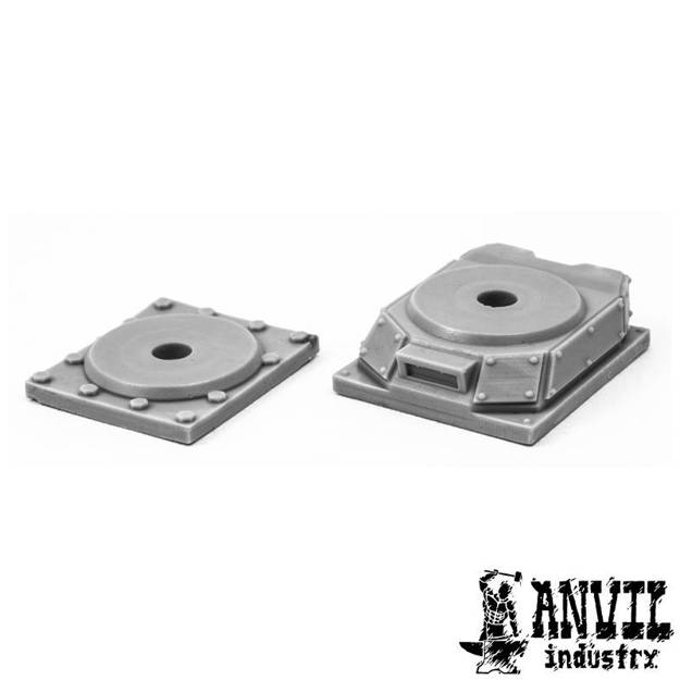 Picture of Turret Plates (2)