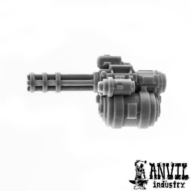 Picture of Goliath Minigun (1, left side)