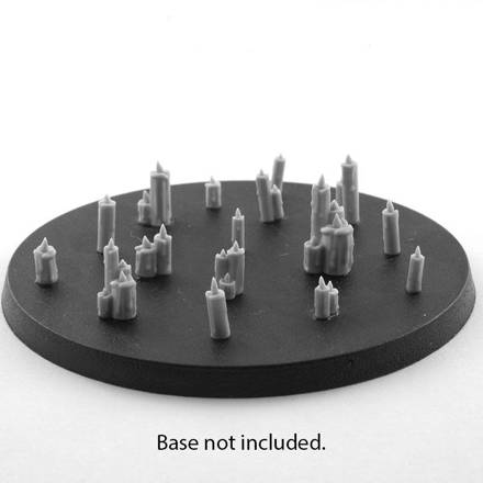 Picture of Candles (16) - Basing Bits
