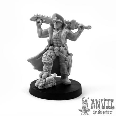 Picture of Pin-up Jungle Commissar (1)