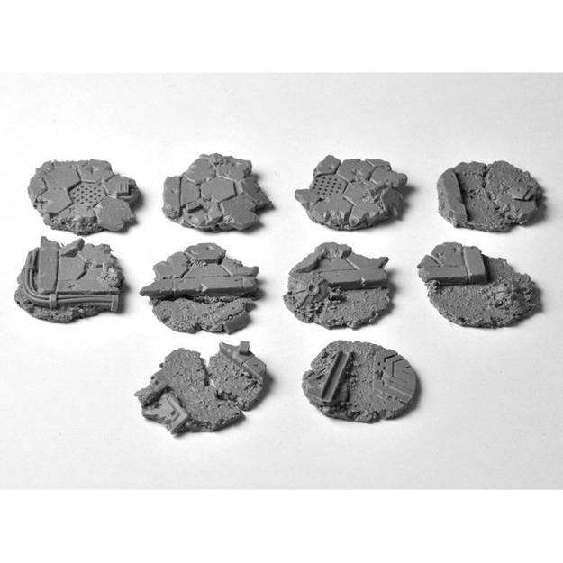 Picture of Hyper-City Industrial 25mm Base Toppers (10)