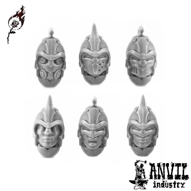 DBR Gladiator Helmets
