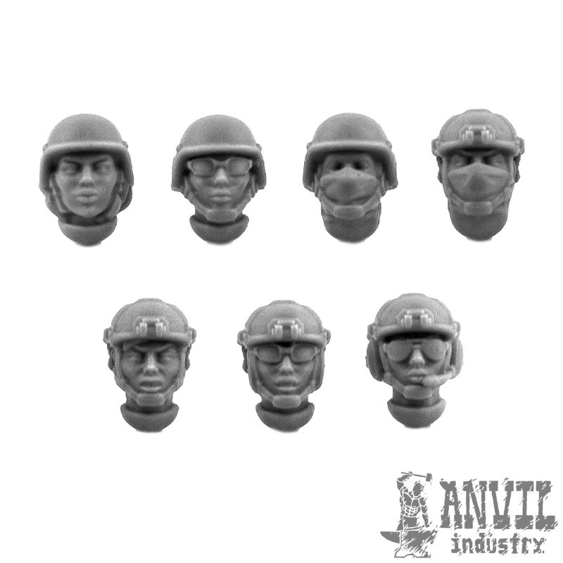 PMC Helmets (female)