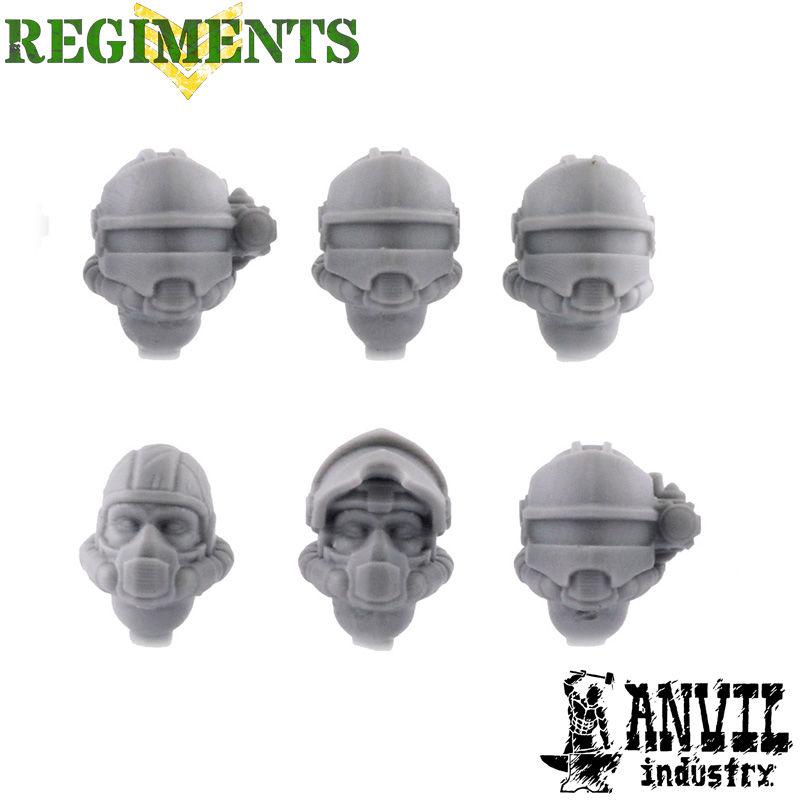 Gothic Void Helmets