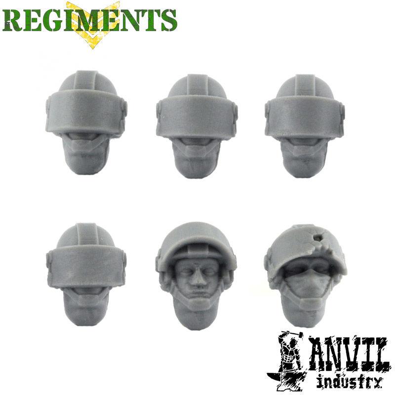 Ballistic Visor Helmet