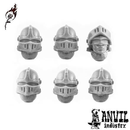 Picture of Renaissance Helmets (6)