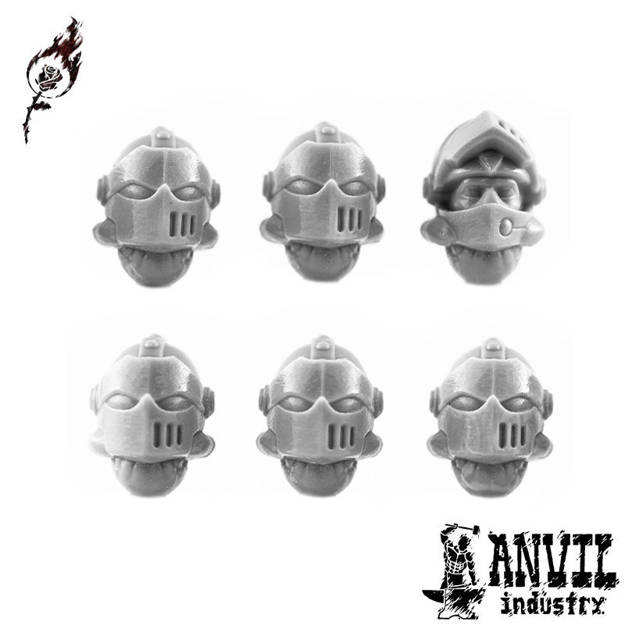 Picture of Gothic Sci Fi Helmets (6)