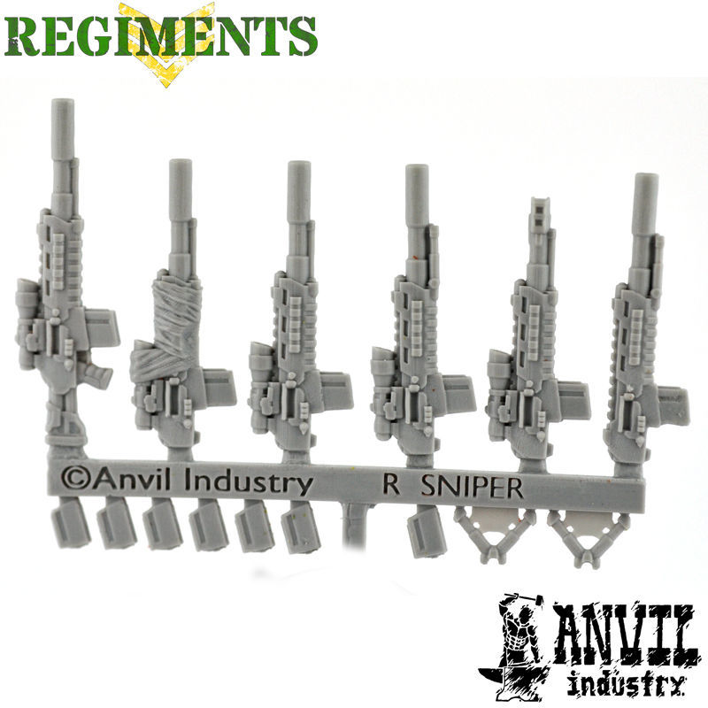 Sniper Rifle [+£0.95]
