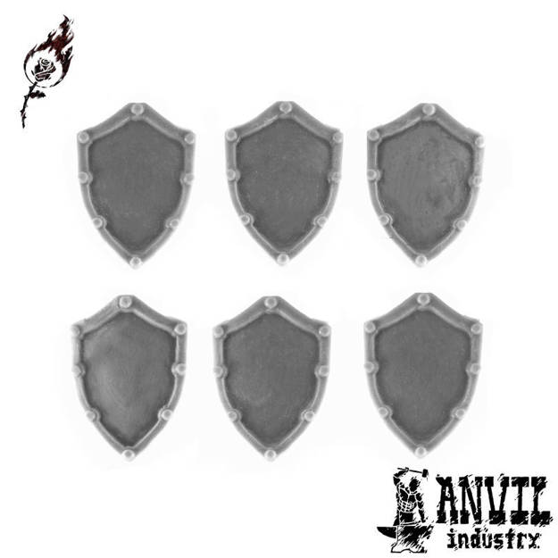Picture of Renaissance Shields (6)