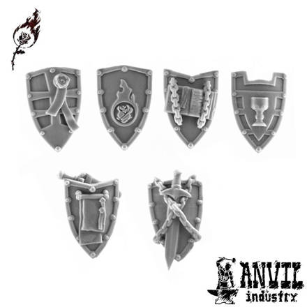 Picture of Decorative Shields (6)