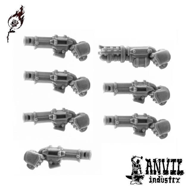 Picture of Regular Pistols - Left Handed (7 pistols)
