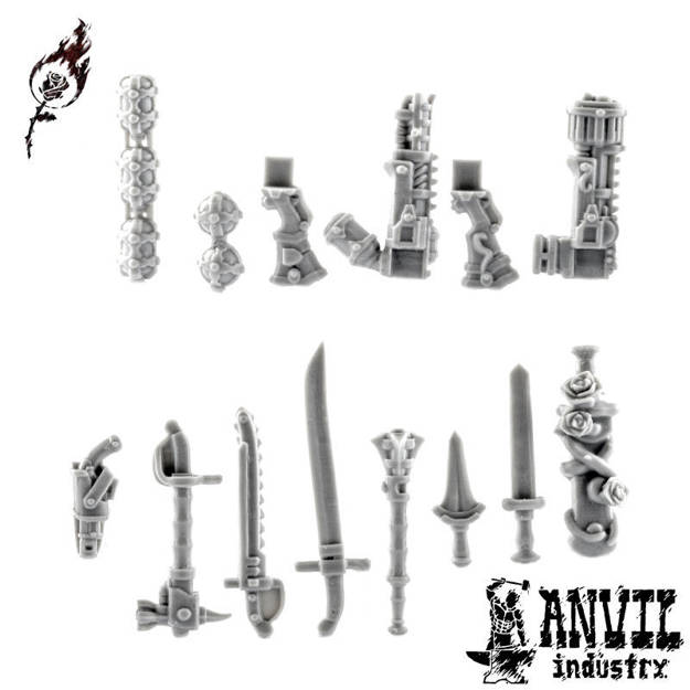 Picture of Ornate Weapon Upgrade Pack