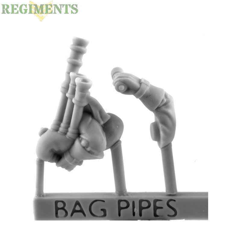 Bagpipes with Arms [+€2.88]