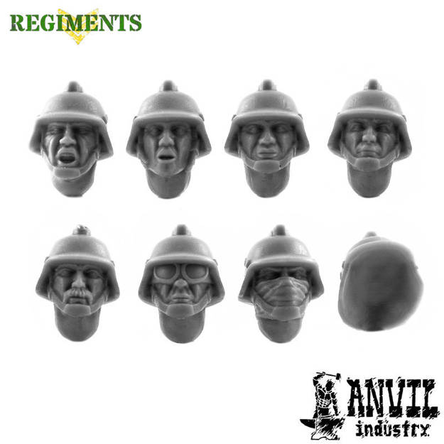 Picture of Stahlhelm Helmets - Male (7)