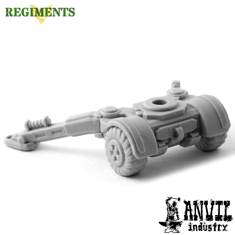 Gun Carriage [+€2.64]