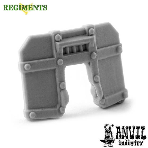 Picture of Gun Shield - Rivets (1)