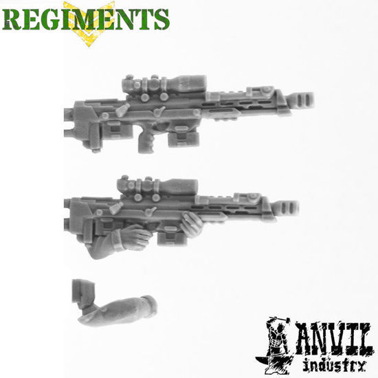 DSR-1 with Female Fatigue Arms [+€2.49]