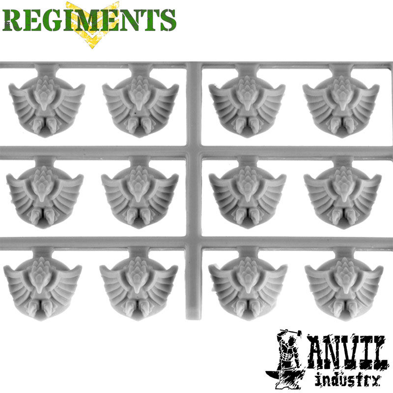 Eagle Pads (12 pairs) [+€3.60]