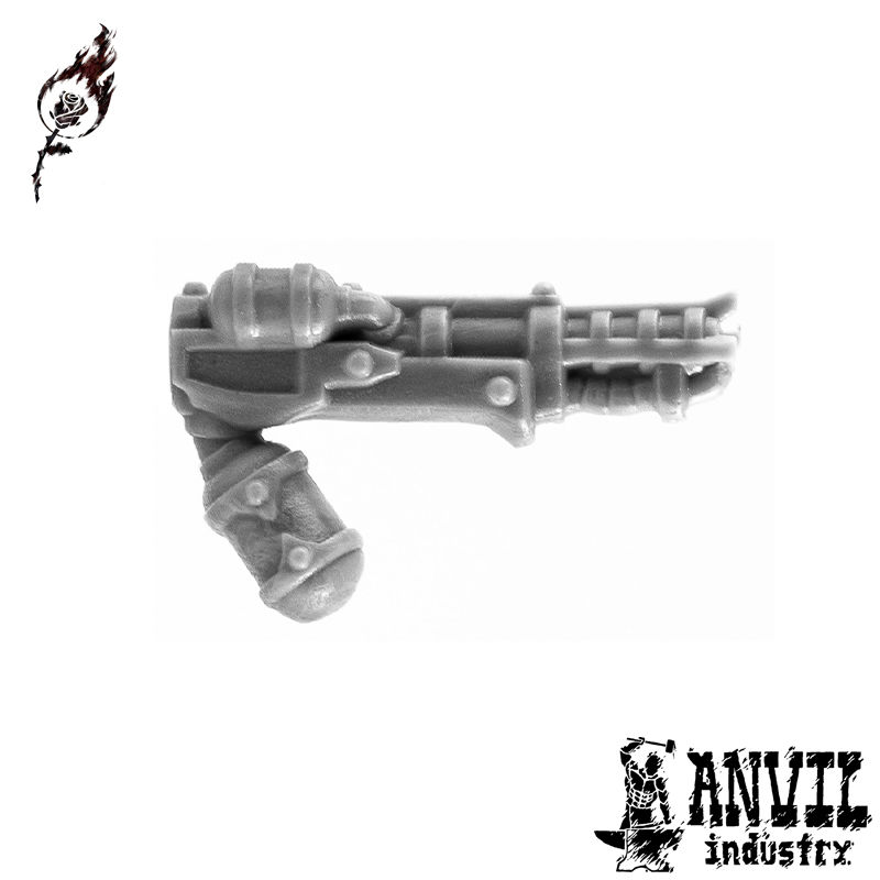 Gothic Flame Thrower [+€1.17]