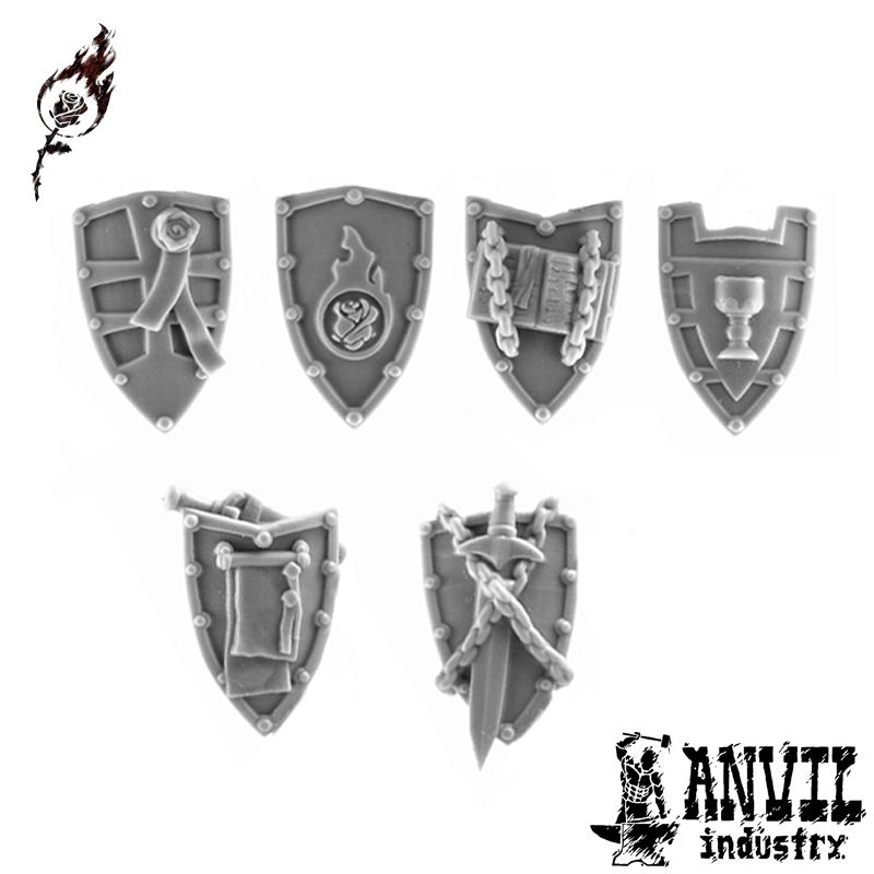 Decorative Shields [+€1.26]