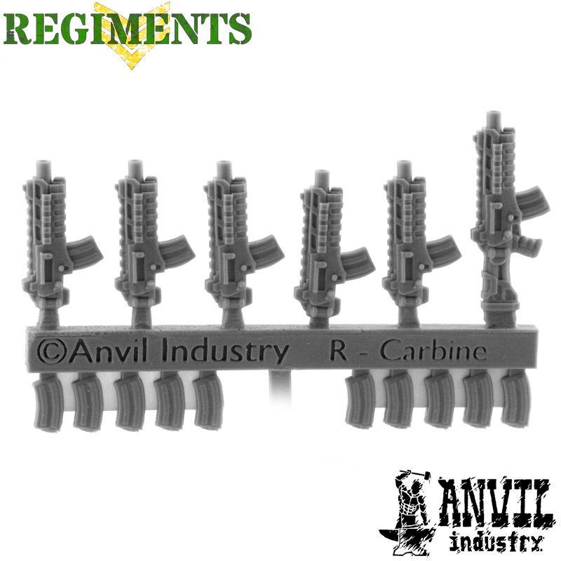 Assault Carbines