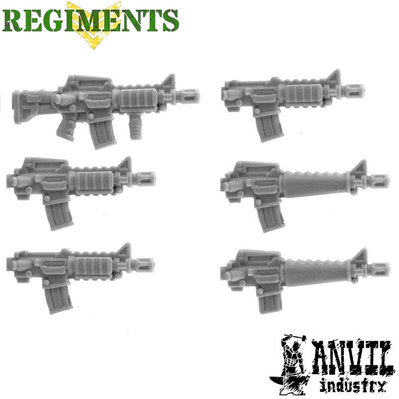 M4s / M16s