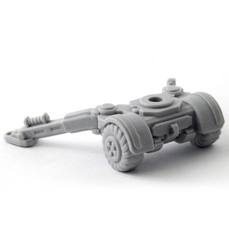 Gun Carriage [+€7.60]