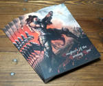 Picture of Limited Edition Daughters of the Burning Rose Artbook