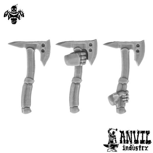 Picture of Exo Tactical Tomahawks (3)
